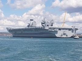 QE Aircraft Carrier [2]