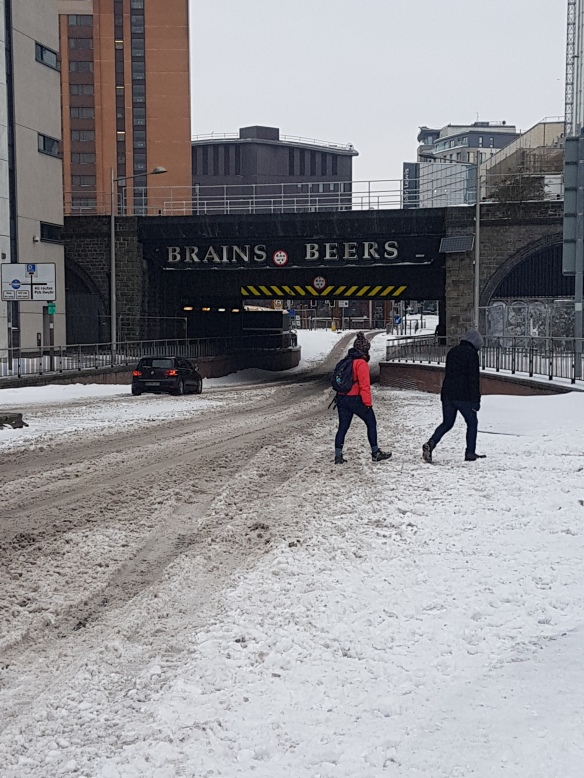 City Centre rail bridge