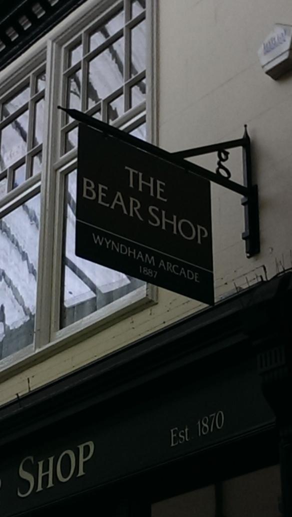 Bear shop [2]