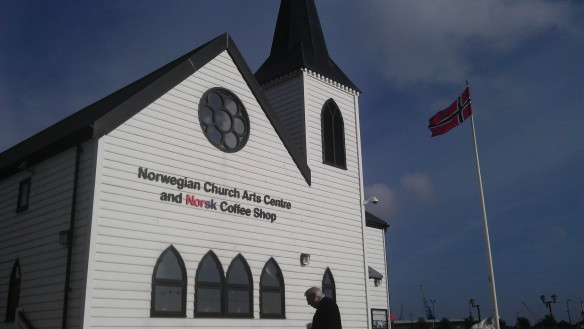 Norwegian Church [3]