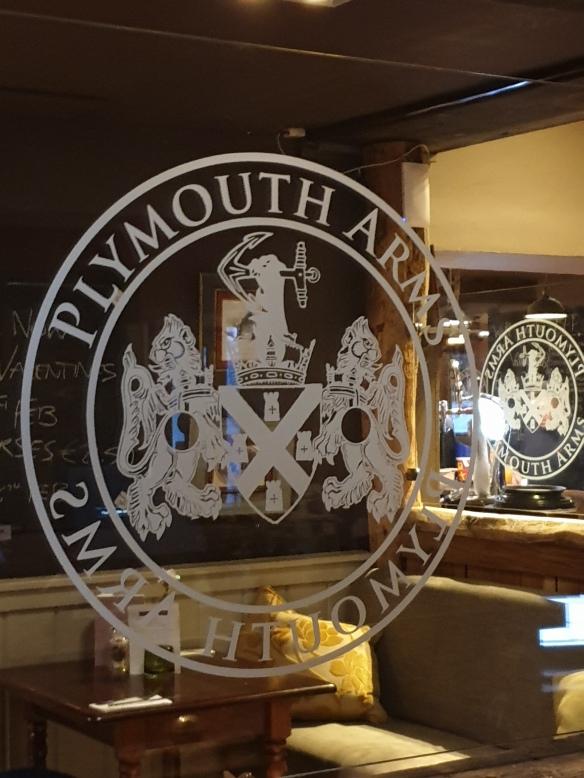 Glass pub name