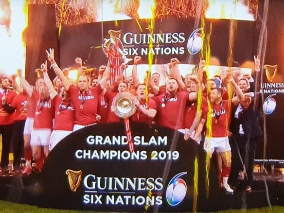 The Grand Slam Champions